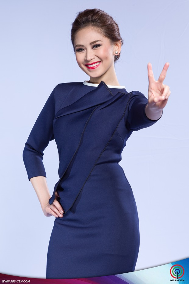 Glam Shots: Coach Sarah Geronimo of The Voice Kids Season ...