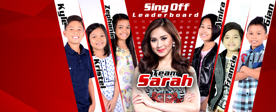 Voice sing 2 the off 'The Voice'
