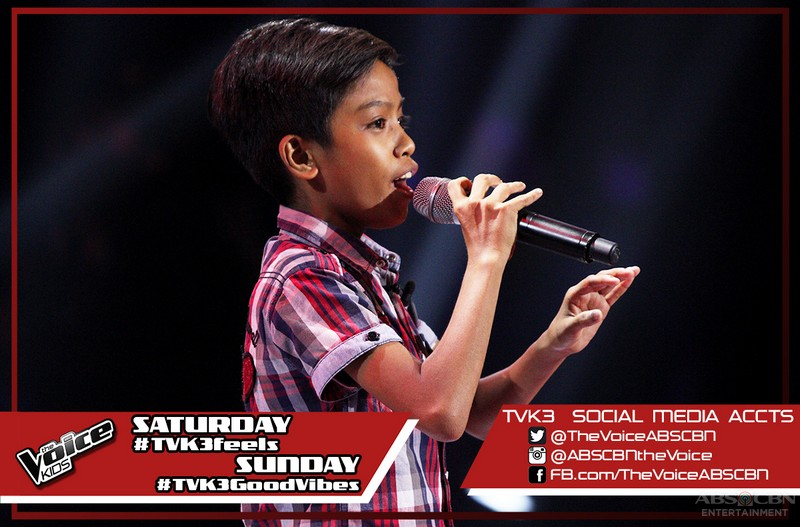 Photos The Voice Kids Philippines 2016 Blind Auditions