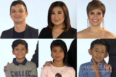 PHOTOS: The Voice Kids Final 3 with Coaches Lea, Sharon and Bamboo
