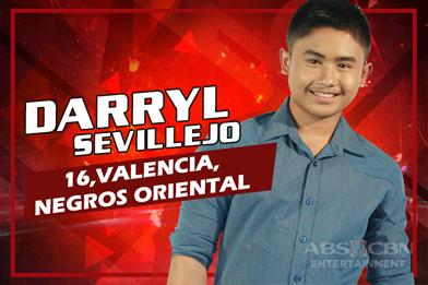 Team Sharon: Darryl Sevillejo - Negros Oriental