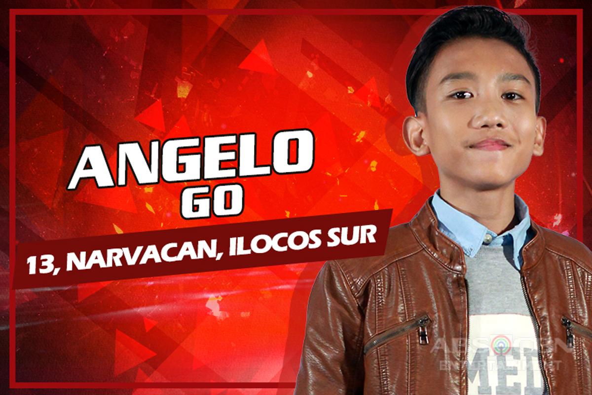 Team Bamboo: Angelo Go- Ilocus Sur