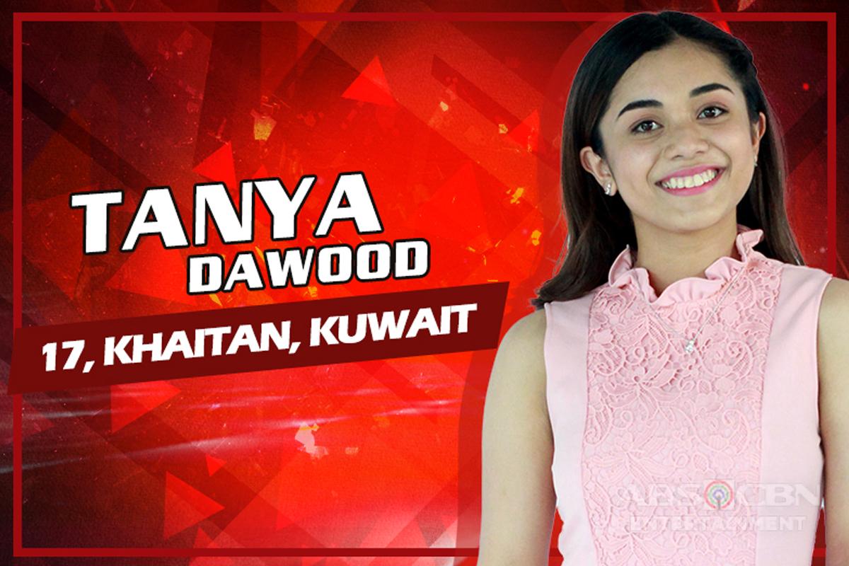 Team Sarah: Tanya Dawood