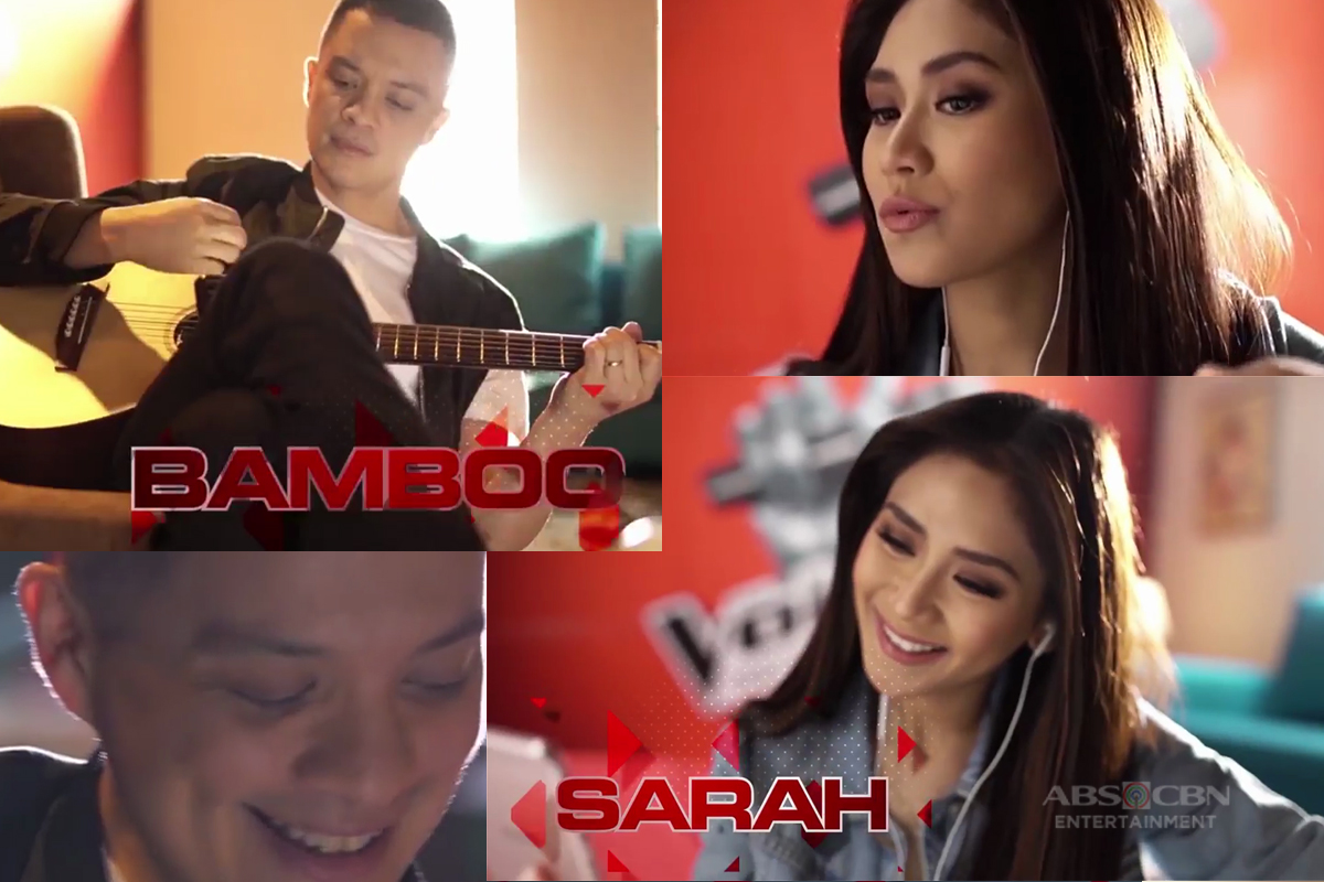 WATCH: Team Bamboo and Team Sarah share their live show preparation