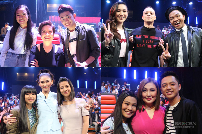 "Viewers, Coaches Pick Four ""The Voice Teens"" Grand Finalists"