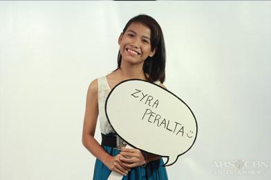 Pictorial Photos: Zyra Peralta of Team Sharon
