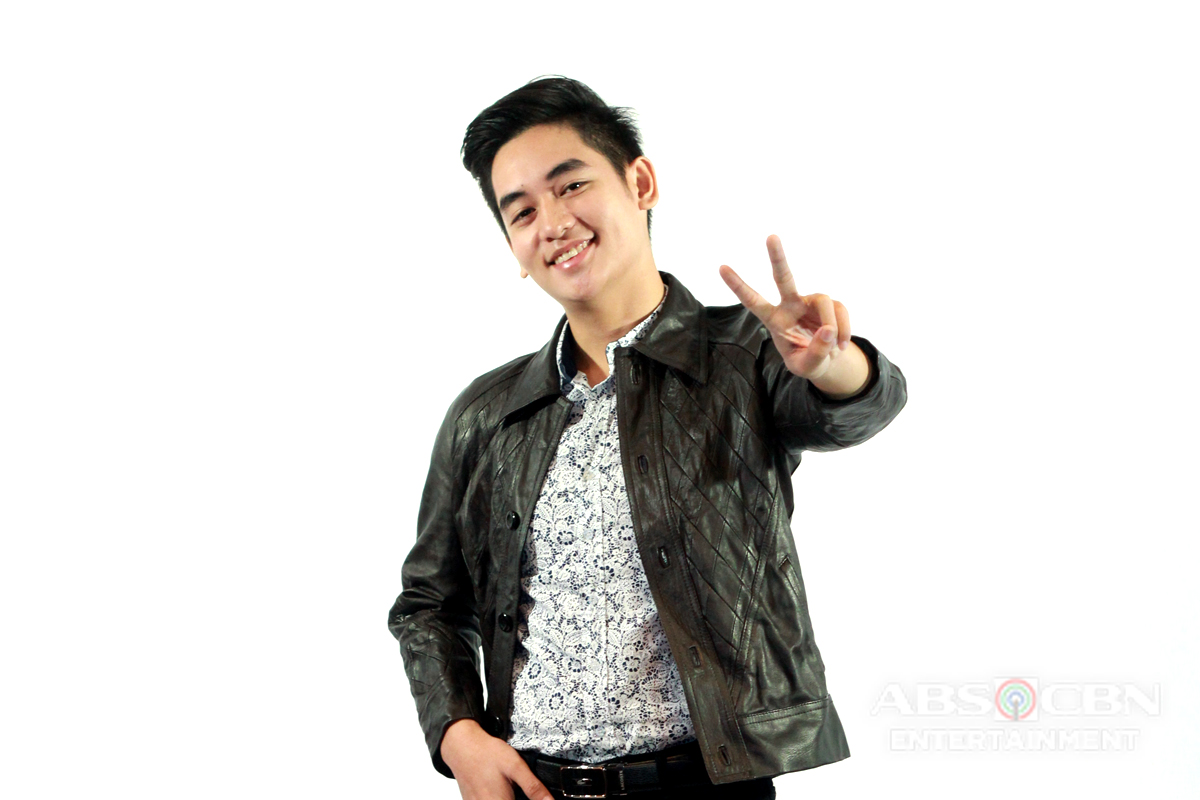 Pictorial Photos:Mike Angelo Escutin of Team Sharon