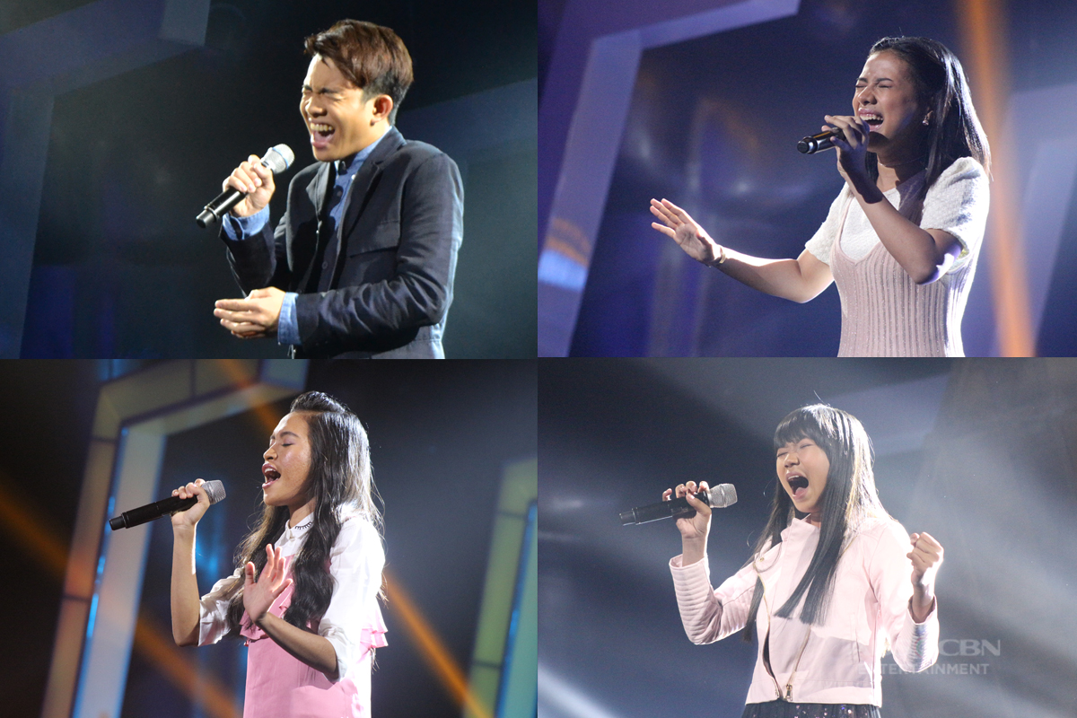 PHOTOS: The Voice Teens Philippines Semi Finals - Episode 28