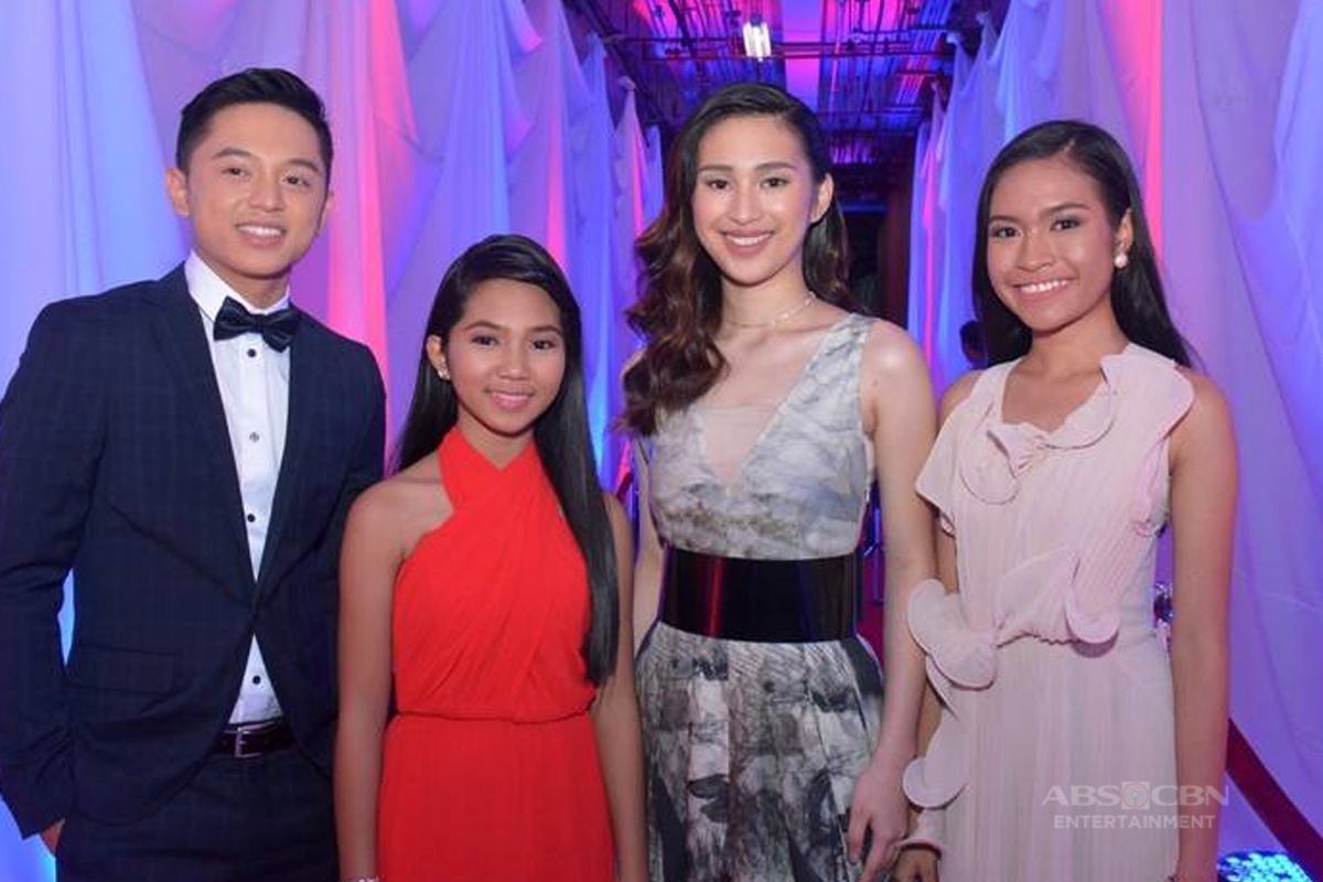 PHOTOS: The Voice Teens Coaches and Top 4 artists on the Red Carpet