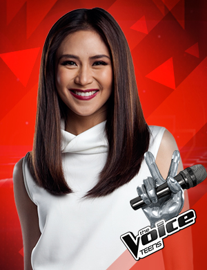 The Voice Teens PH - Coaches