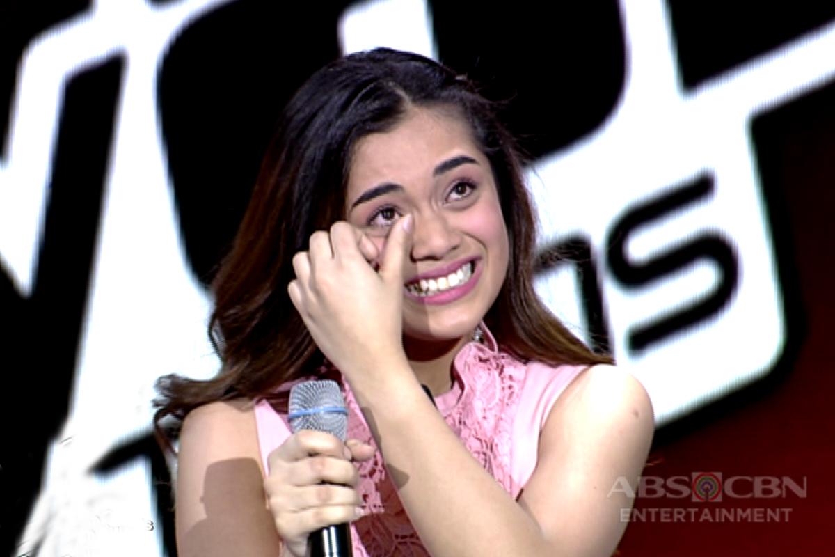 Tanya, naging emosyonal sa pag-ikot ng mga Teen Coaches