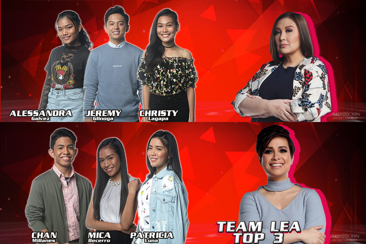 WATCH: Team Lea and Team Sharon share their live show preparation