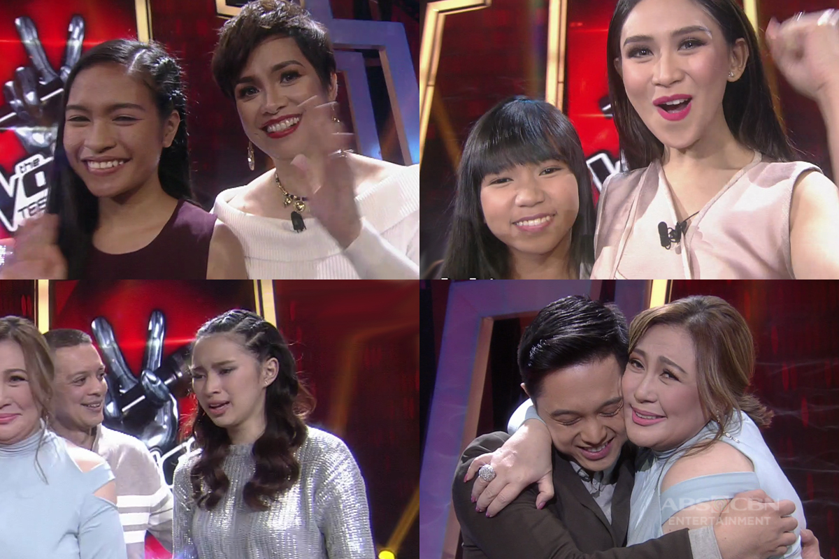 The Voice Teens Philippines: Meet The Final 4