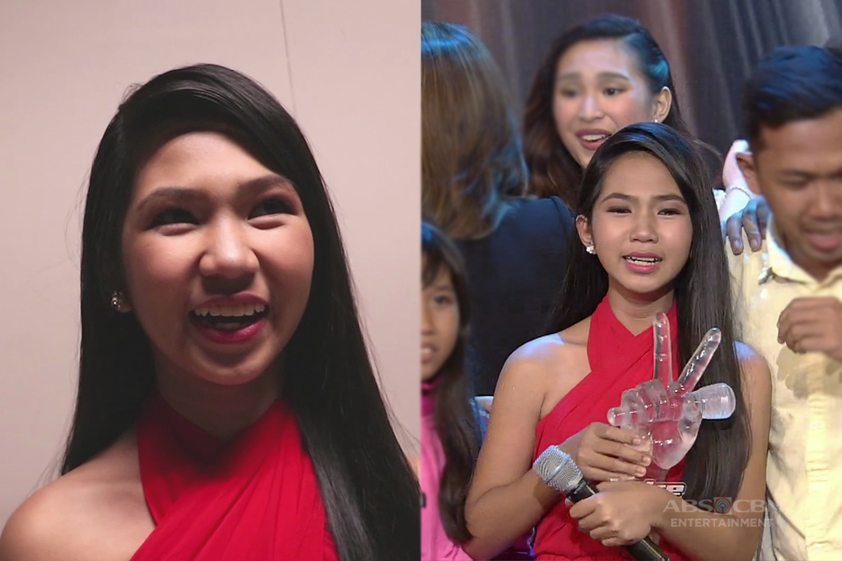 What Grand Champion Jona plans to do with The Voice Teens prizes