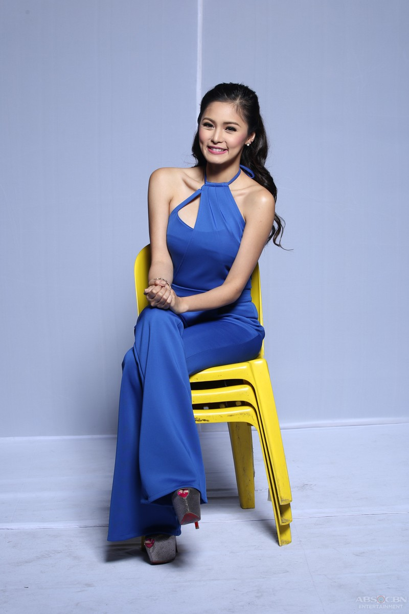 Kim Chiu: The bubbly host of The Voice Kids