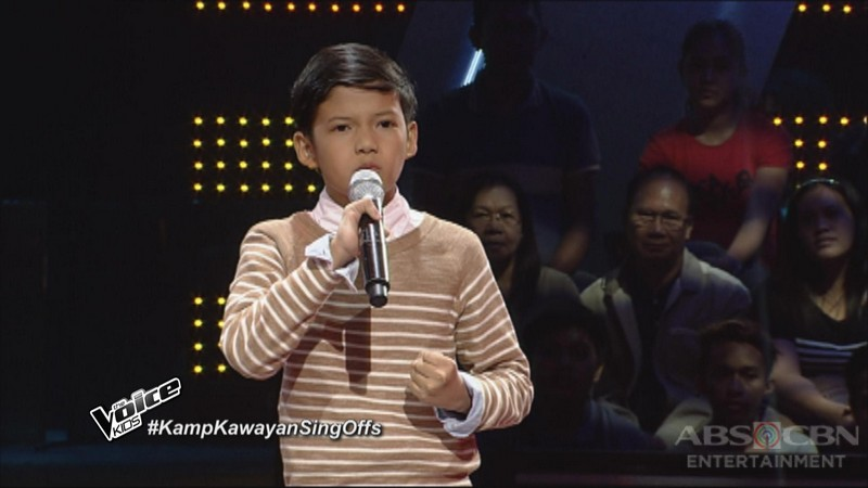 PHOTOS: The Voice Kids Philippines 2016 Team Bamboo Sing-Offs: Episode 24