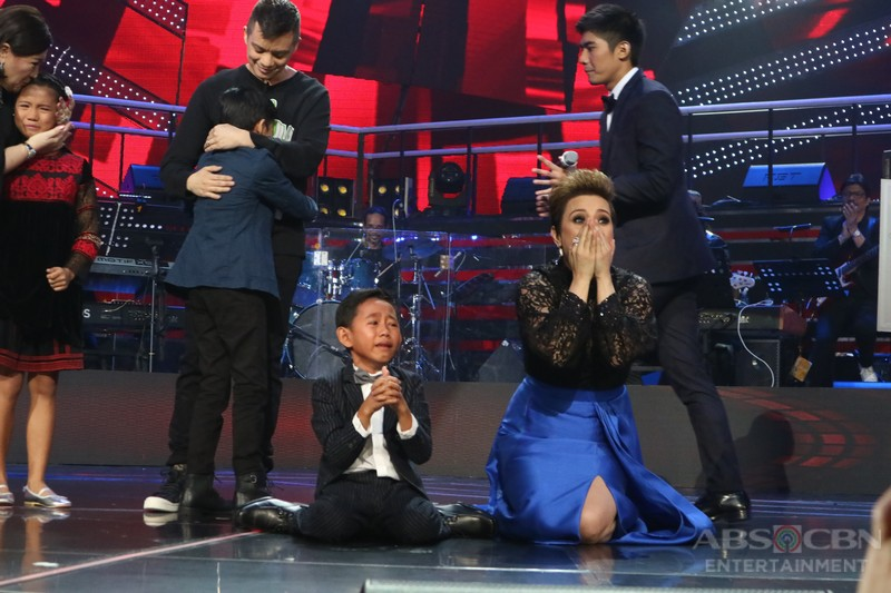 PHOTOS: The Voice Kids Philippines Season 3: Joshua of Team Lea Winning Moments