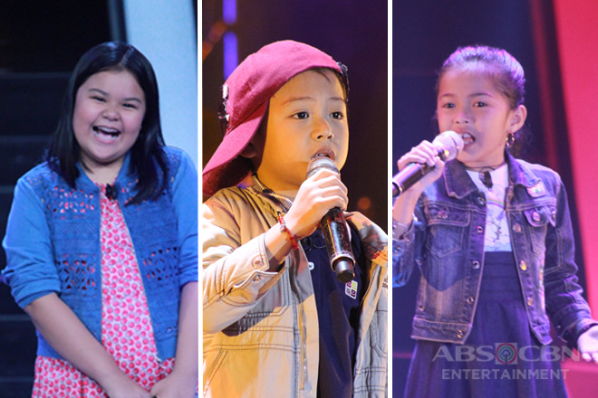 IN PHOTOS: The Voice Kids Philippines 2019 Blind Auditions - Episode 3