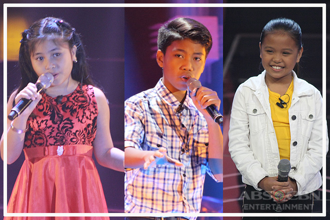 IN PHOTOS: The Voice Kids Philippines 2019 Blind Auditions - Episode 6