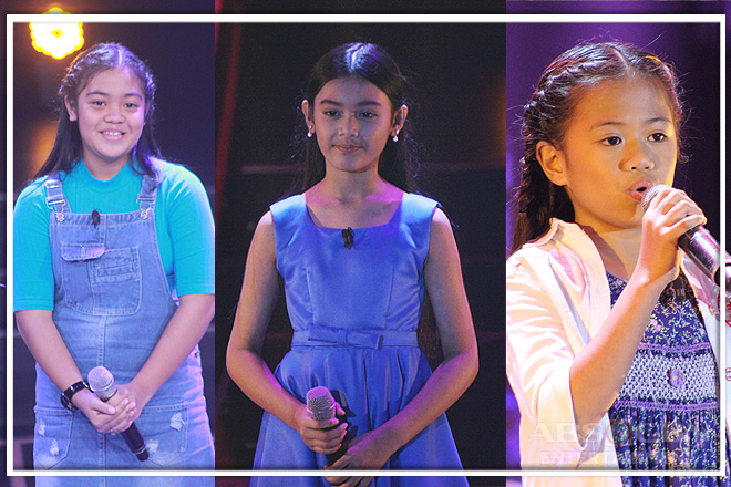 IN PHOTOS: The Voice Kids Philippines 2019 Blind Auditions - Episode 8