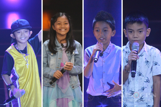 IN PHOTOS: The Voice Kids Philippines 2019 Blind Auditions - Episode 13