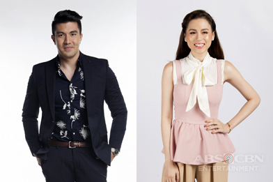 Pictorial Photos: Toni Gonzaga and Luis Manzano for The Voice Teens