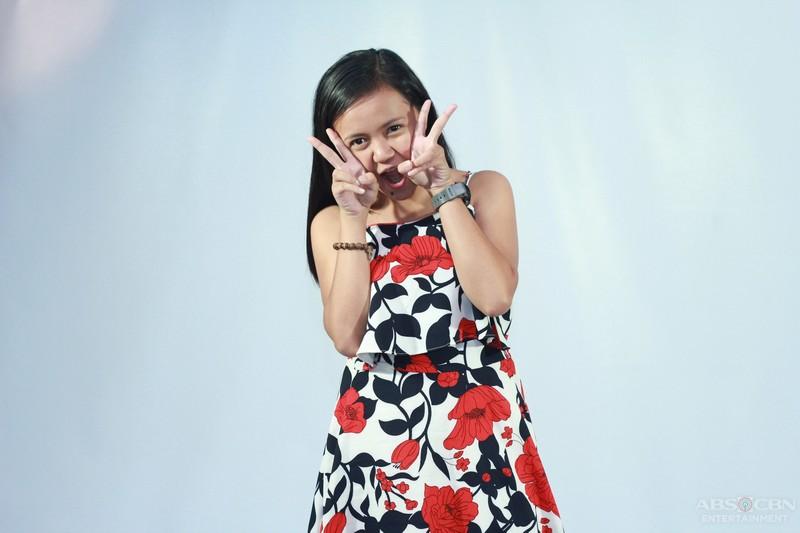 Pictorial Photos: Fatima Espiritu of Team Lea