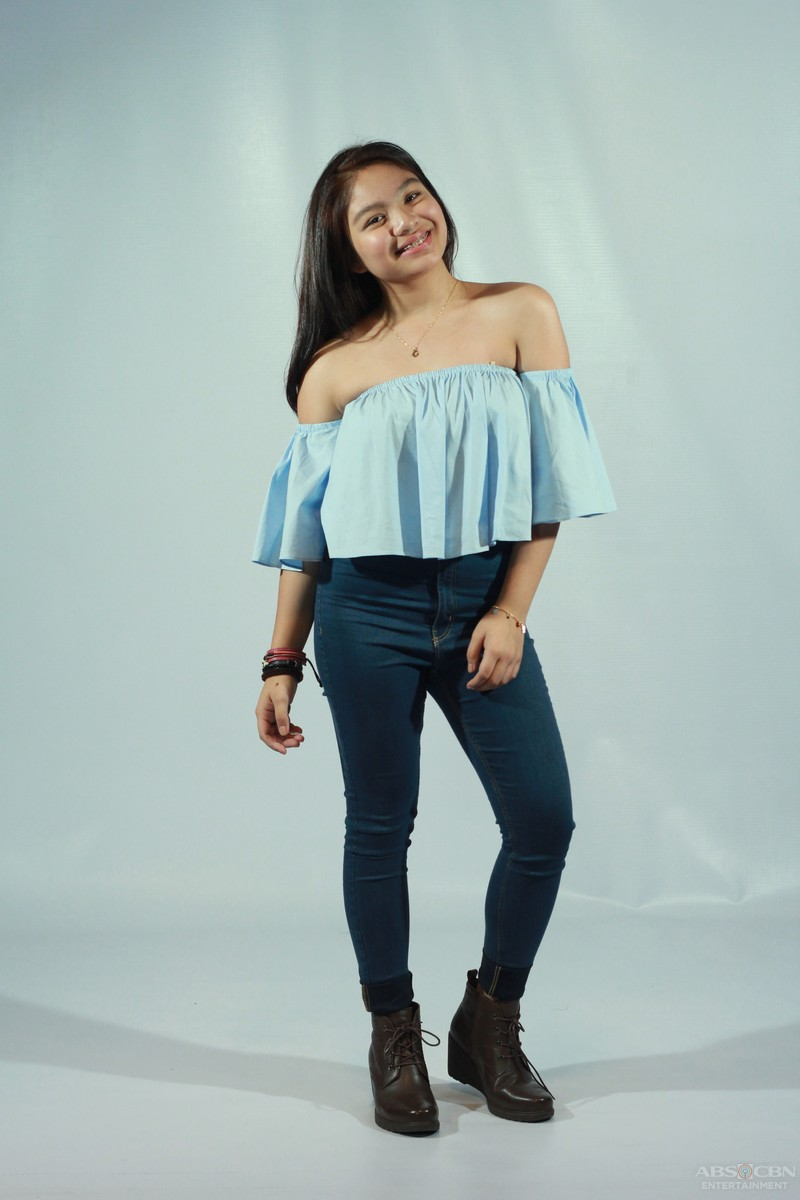 Pictorial Photos: Gia Gonzales of Team Sarah