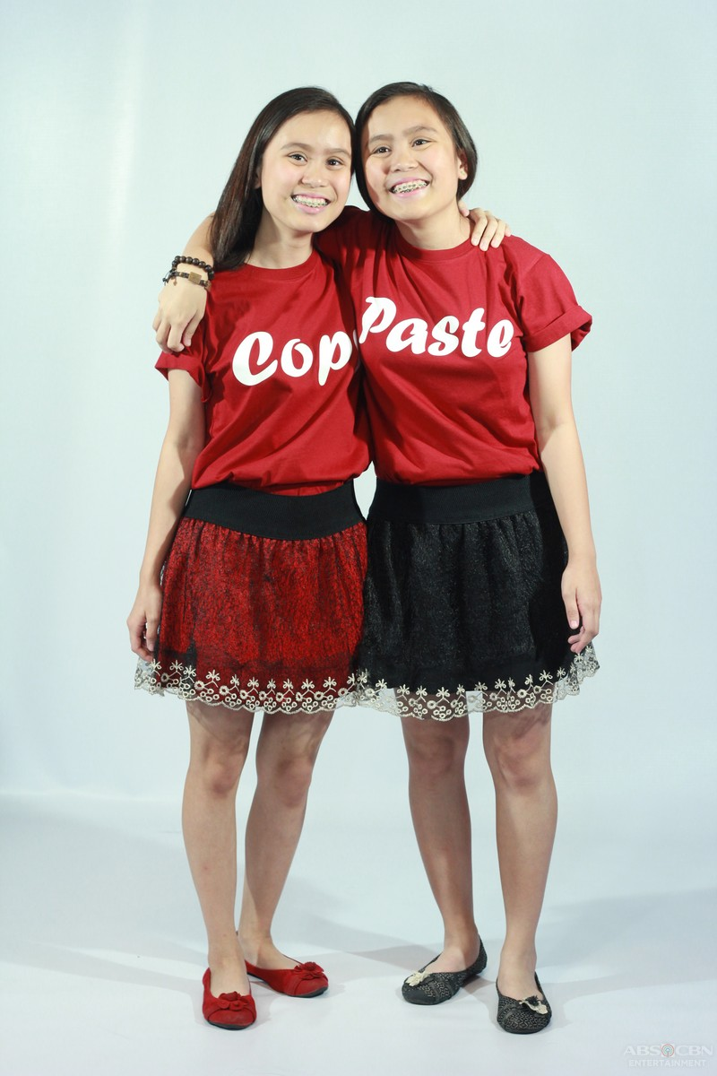 Pictorial Photos: Kathlene and Arlene Badong of Team Sharon