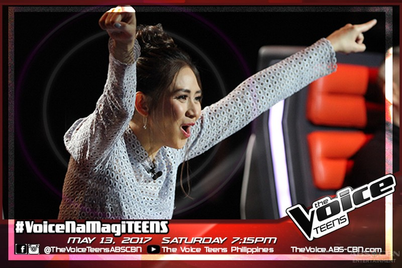 PHOTOS: The Voice Teens Philippines Blind Auditions - Episode 8