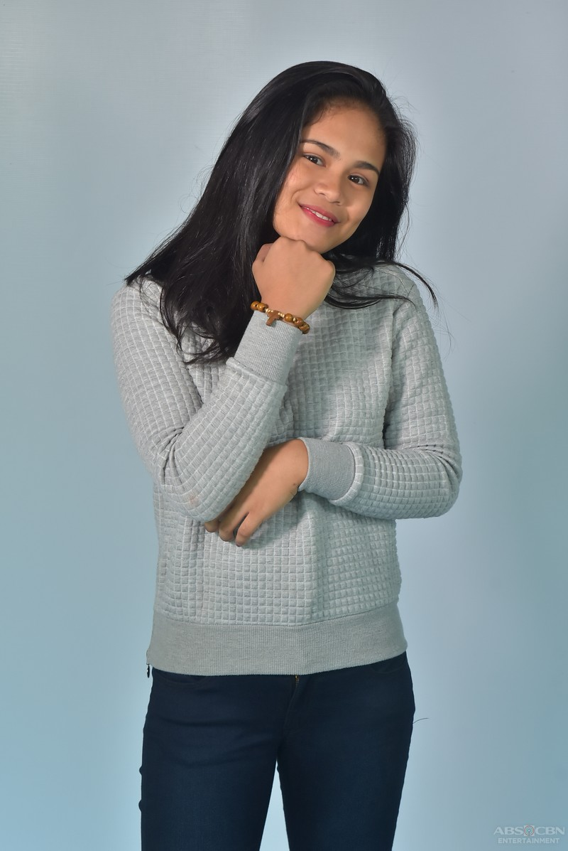 Pictorial Photos: Mia Villaflores of Team Lea