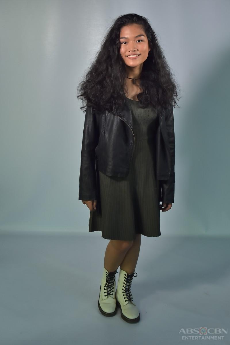 Pictorial Photos: Alessandra Galvez of Team Sharon