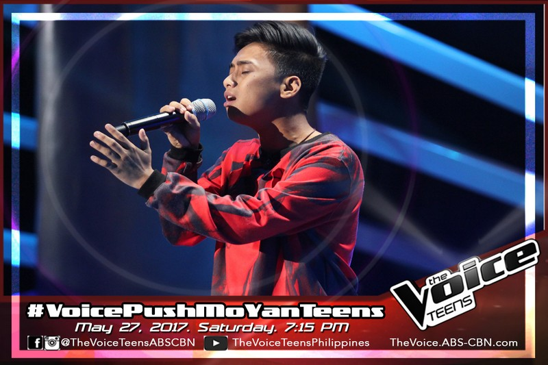 PHOTOS: The Voice Teens Philippines Blind Auditions - Episode 12