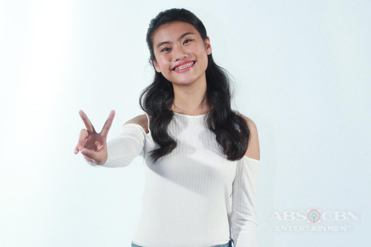 Pictorial Photos: Ashley Go of Team Sharon
