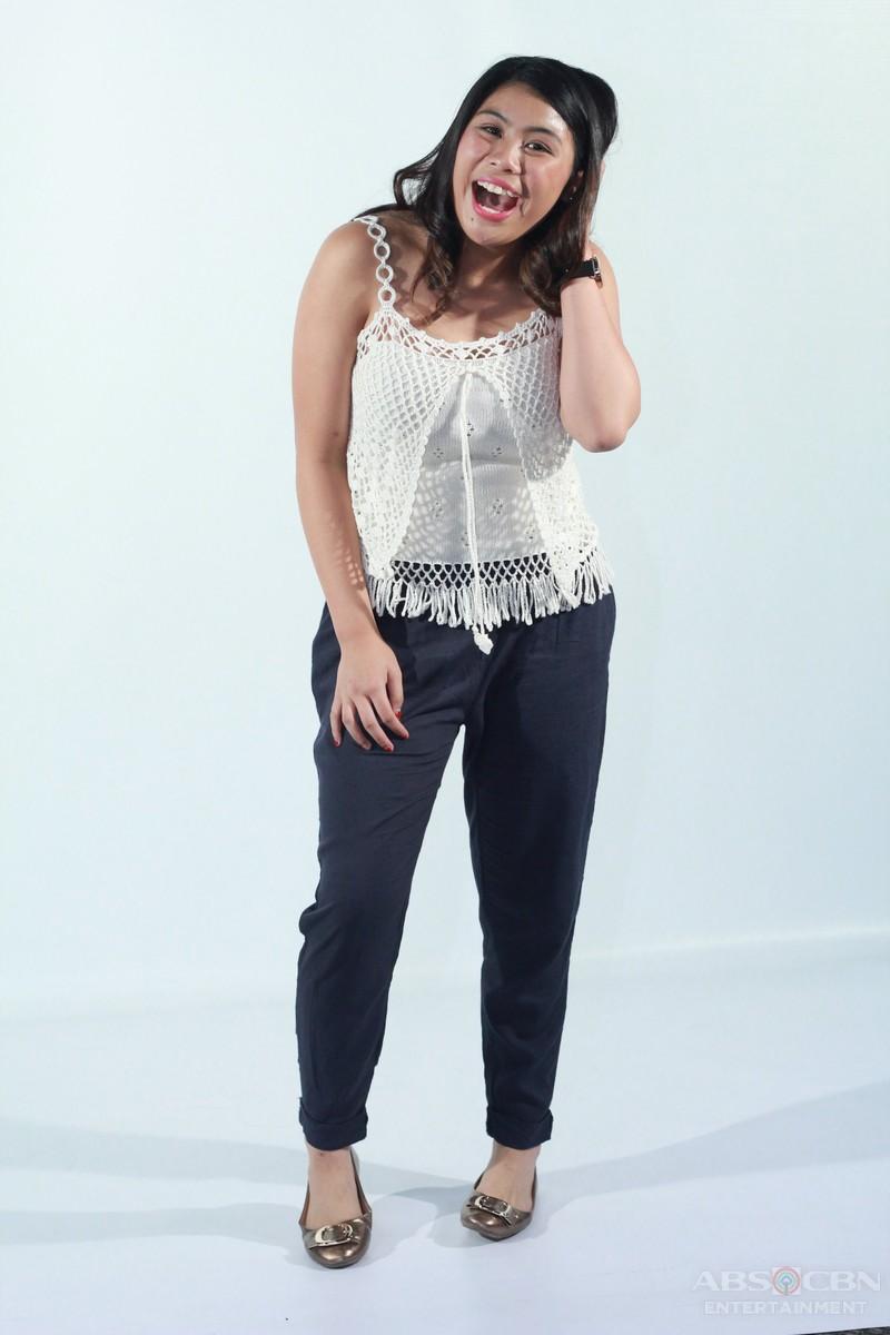 Pictorial Photos: Sophia Dalisay of Team Sharon