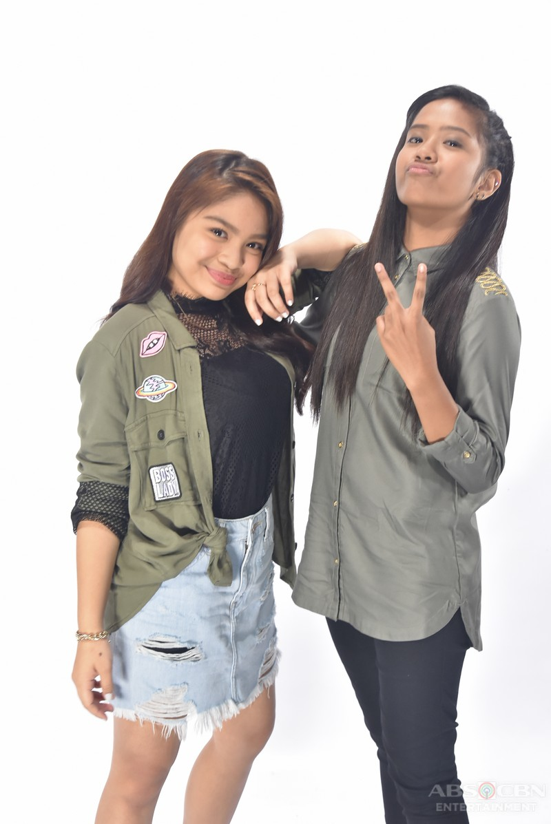 Team Sarah Battle Pictorial: Gia vs Genesis