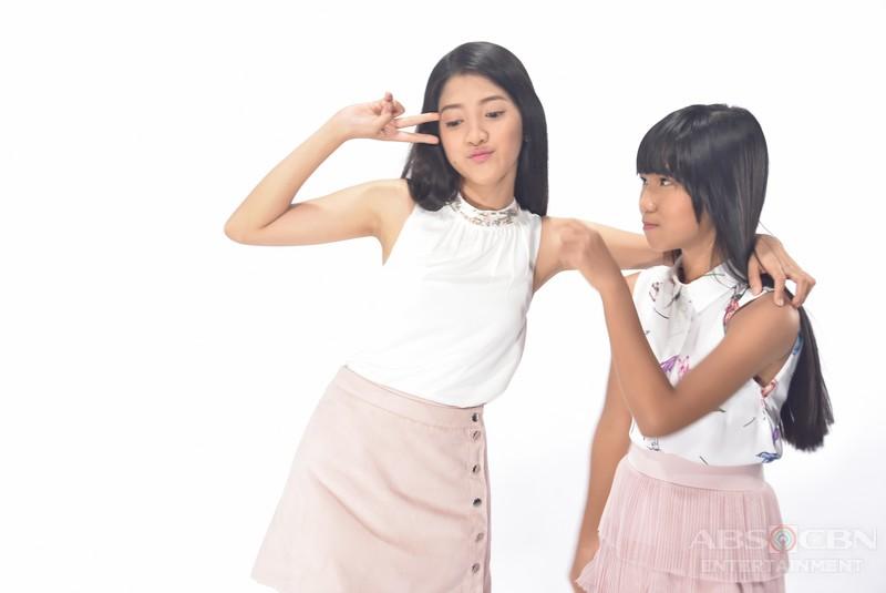 Team Sarah Battle Pictorial: Chloe vs Jona