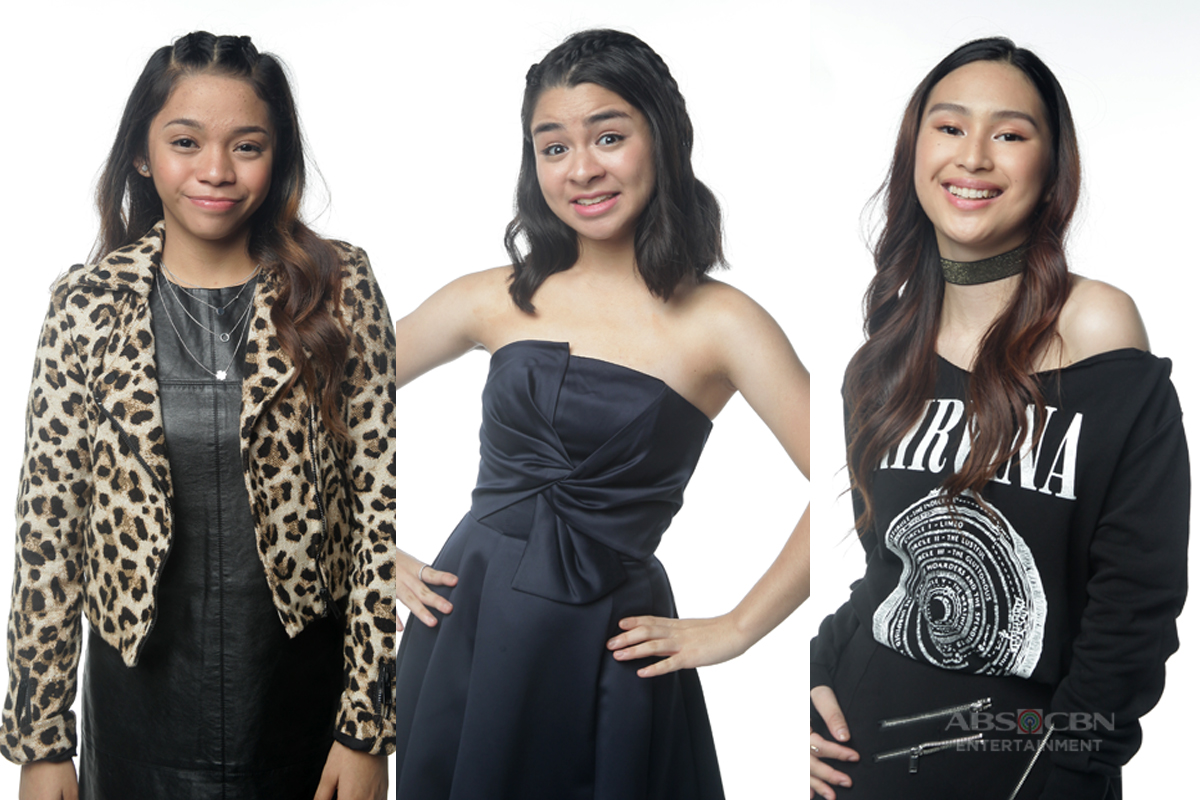 Team Bamboo Knockout Pictorial: Isabela vs Patricia vs Bea
