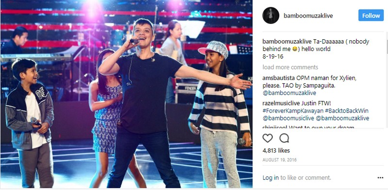 Bamboo's transformations on stage in these 25 photos