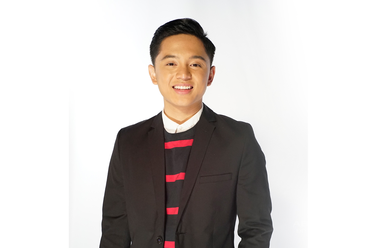 Jeremy is Team Sharon's bet in The Voice Teen Grand Finals
