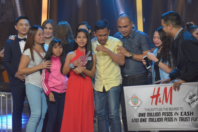 WINNING MOMENTS: Team Sarah's Jona is the first ever The Voice Teens Grand Champion