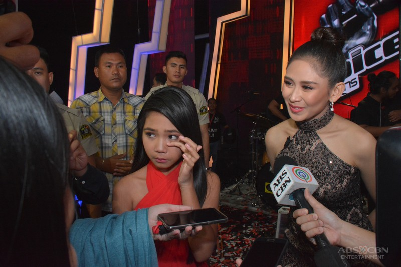 The Voice Teens champion, Jona meets mommy Divine