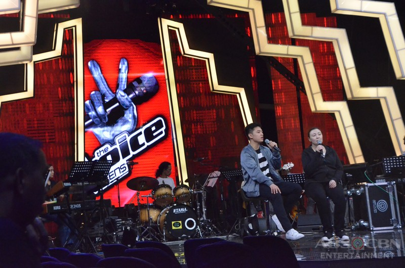 IN PHOTOS: Jeremy's Road to The Voice Teens Grand Finale