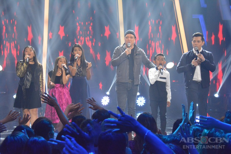 LOOK: The Voice PH Champions reunite on stage